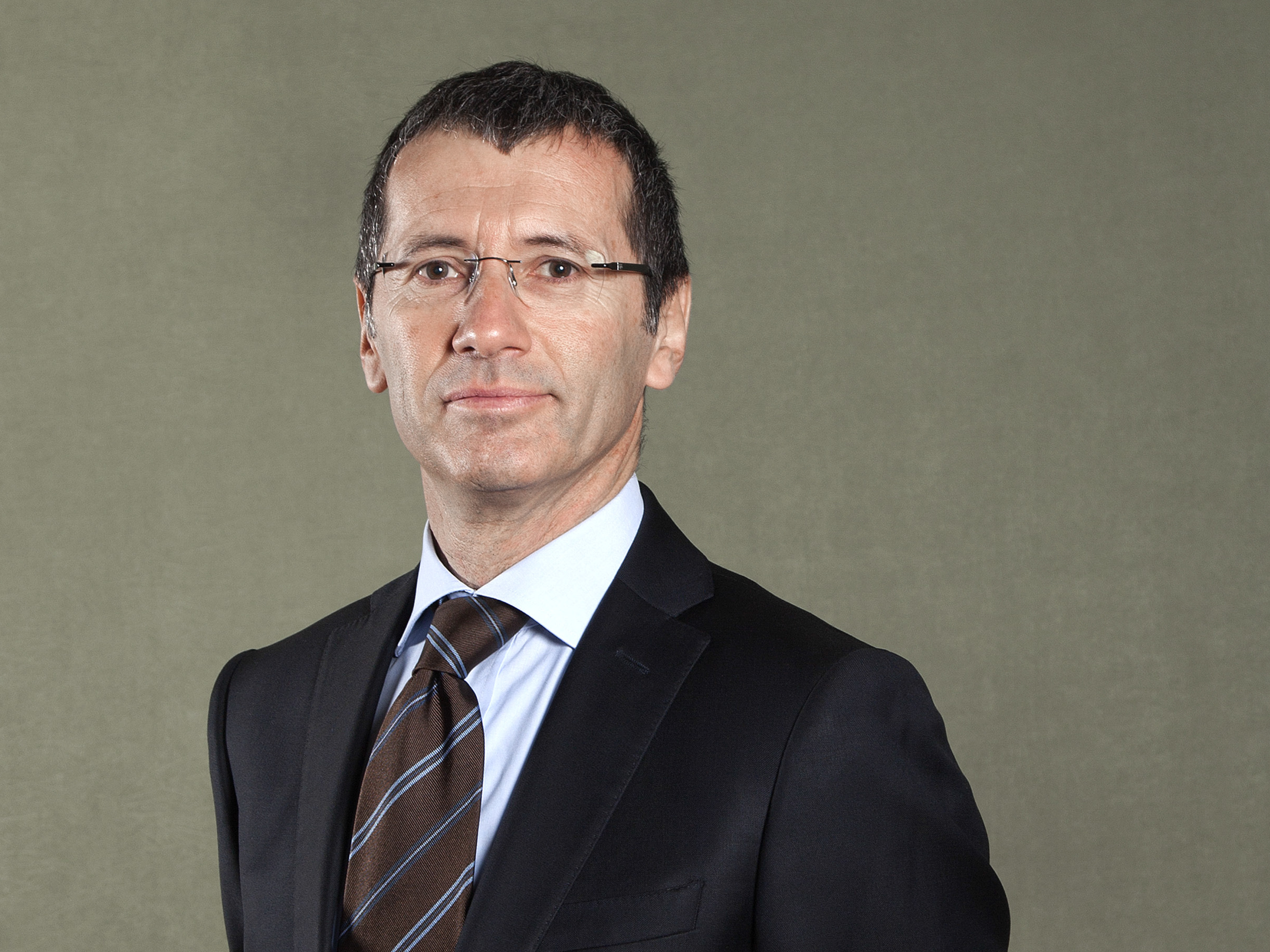 Nicola Monti, Vice President, Power Generation & Engineering division