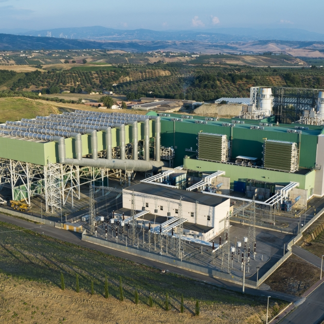 Altomonte thermoelectric plant